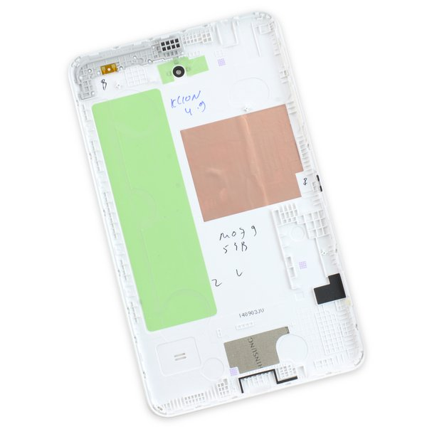 Galaxy Tab 4 8.0 Rear Panel / White / A-Stock