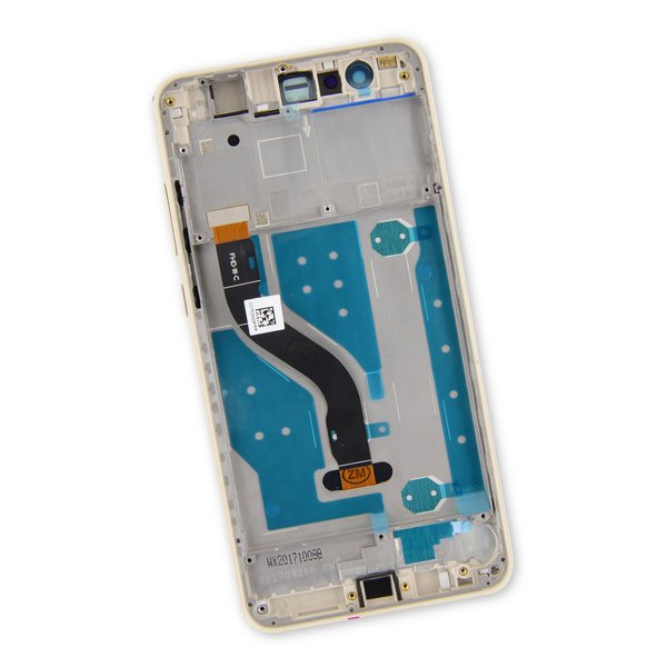Huawei P10 Lite Screen / Gold / Part Only