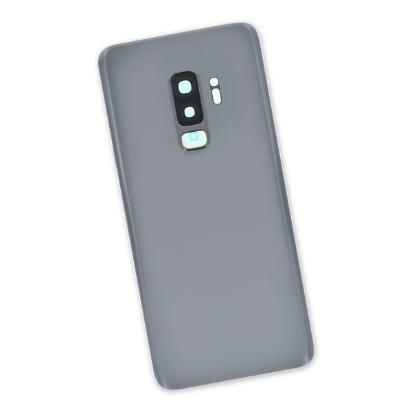 Galaxy S9+ Rear Glass Panel/Cover / Gray