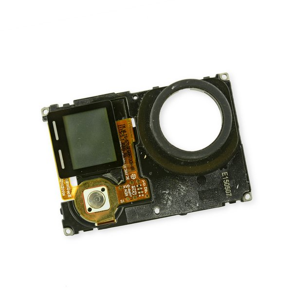 GoPro Hero4 Silver LCD & Midframe Assembly
