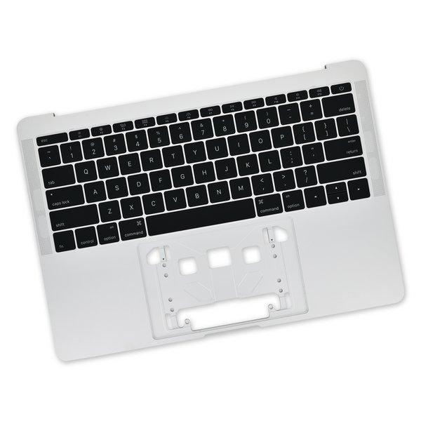 "MacBook Pro 13"" Retina (Function Keys, Late 2016-2017) Upper Case / New / Silver"