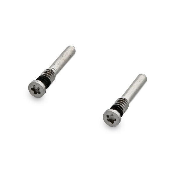 iPhone X Bottom Screws / Silver