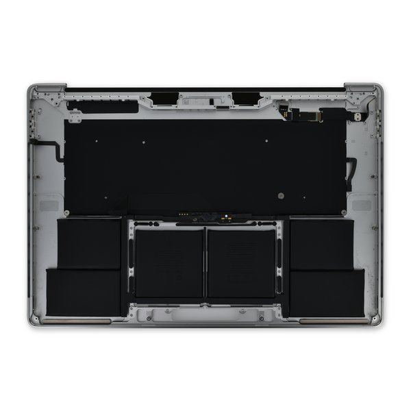 "MacBook Pro 16"" (2019) Upper Case Assembly / A-Stock / Dark Gray"