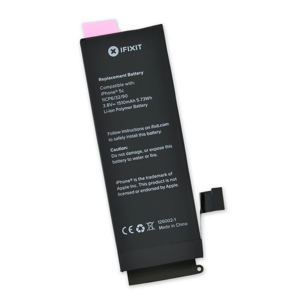 iPhone 5c Battery / Part and Adhesive