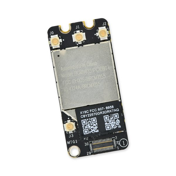 MacBook Pro Unibody (Early 2011-Mid 2012) AirPort/Bluetooth Board / Bluetooth 4.0