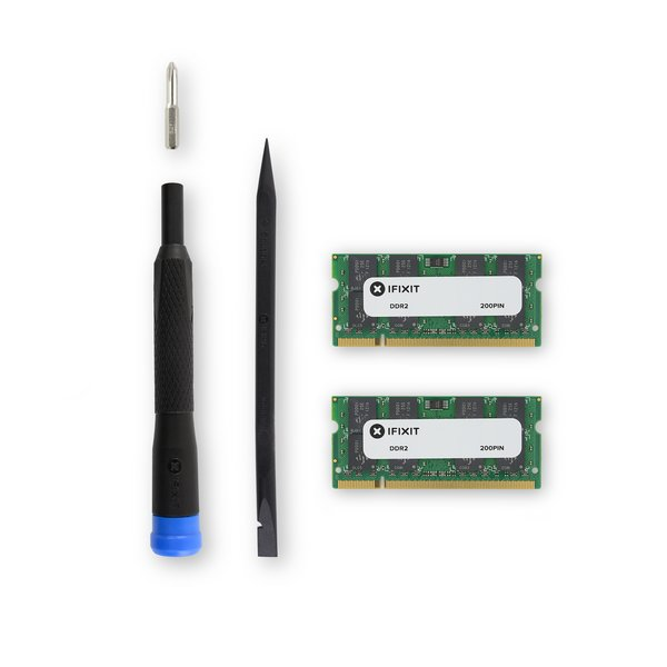 "iMac Intel 24"" EMC 2111 (Late 2006) Memory Maxxer RAM Upgrade Kit"