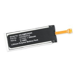 Samsung Gear Fit Battery