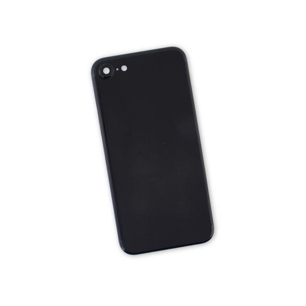 iPhone 7 Blank Rear Case / Jet Black
