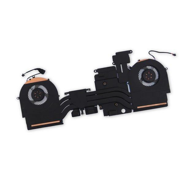 ASUS ROG GL503VM-B17N13 Heat Sink and Fans
