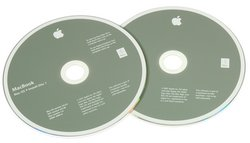 MacBook Core 2 Duo (Late 2006) Restore DVDs