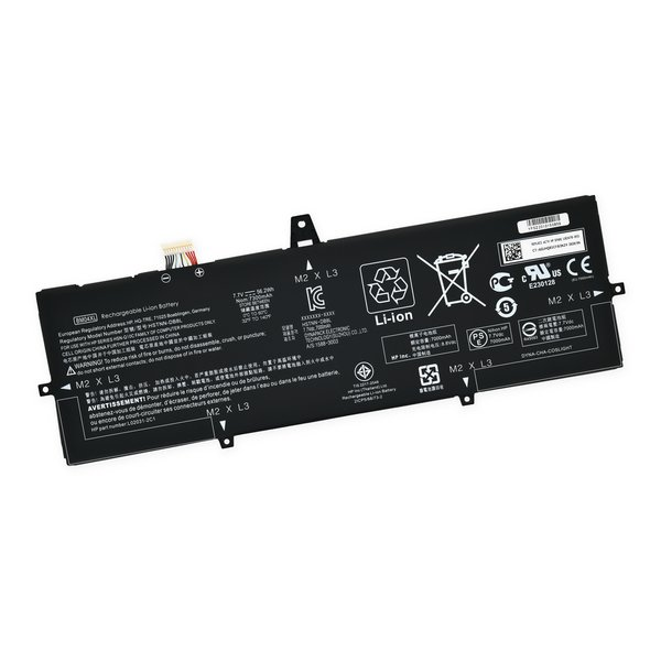 HP EliteBook X360 1030 G3 Battery / Part Only