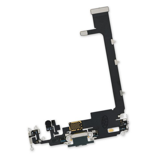 iPhone 11 Pro Max Lightning Connector Assembly / New / Green / Without PCB