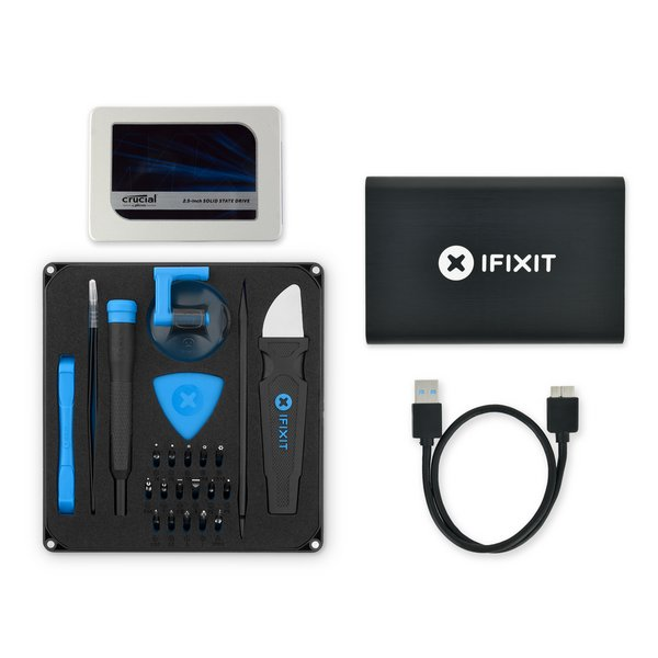 2 TB SSD / Upgrade Bundle