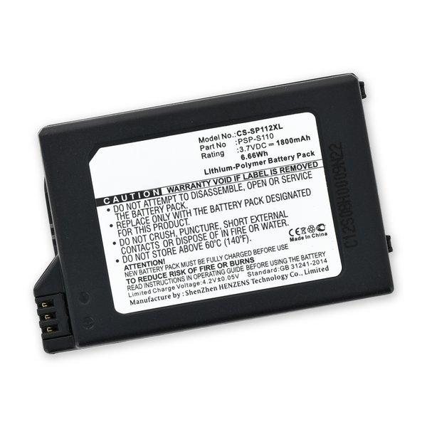 Sony PSP 2000/3000 Battery / New / 1800 mAh