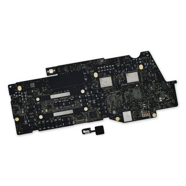"""MacBook Pro 13"""" (A2289, 2020) 1.4 GHz Logic Board with Paired Touch ID Sensor / 8 GB / 256 GB"""