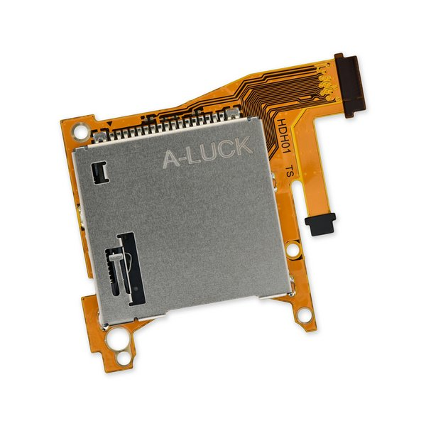 Nintendo Switch Lite Game Card Reader