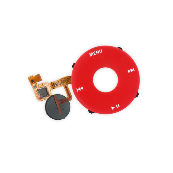 iPod Video Click Wheel (Red)