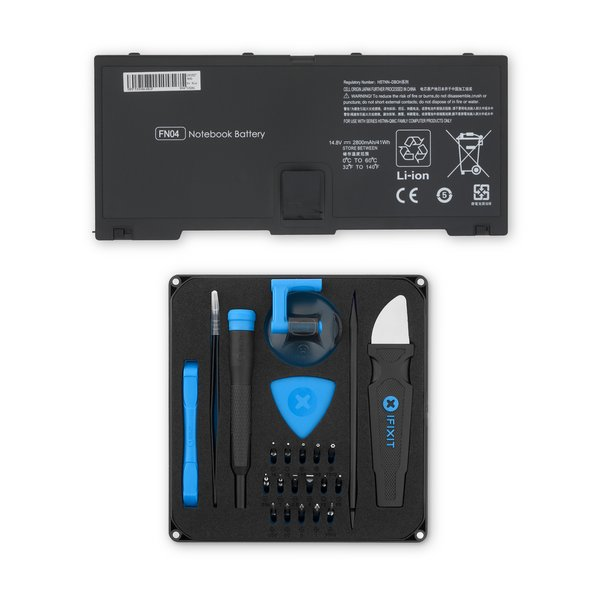 HP FN04 Laptop Battery / Fix Kit