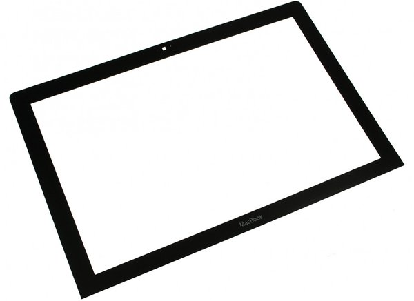 MacBook Front Display Bezel / Black