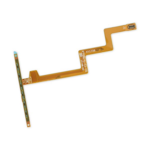 Google Pixel 3 Right Edge Pressure Sensor