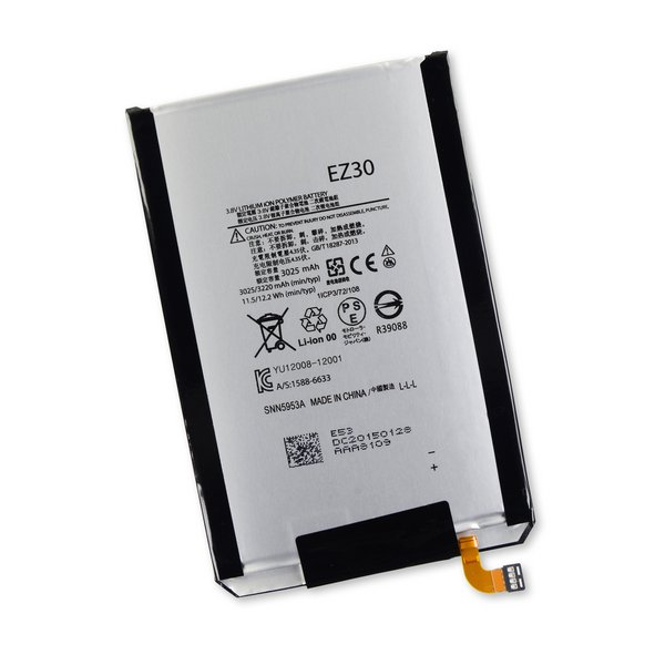 Nexus 6 Battery