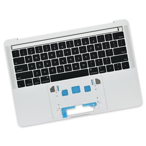 "MacBook Pro 13"" Retina (Mid 2018-2019) Upper Case / New / Silver"