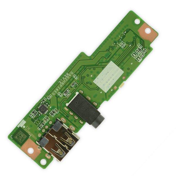Acer Chromebook CB5-132T-C1LK Audio & USB I/O Board