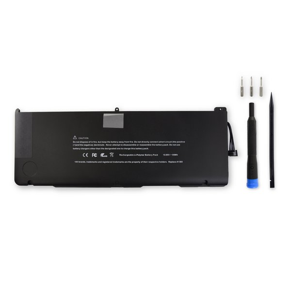 "MacBook Pro 17"" Unibody (Early-Late 2011) Battery / Fix Kit"