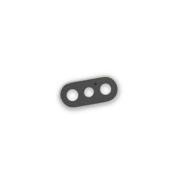 iPhone X Rear Camera Lens Cover / Black