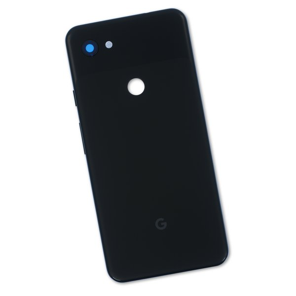 Google Pixel 3a XL Rear Case / Black