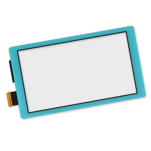 Nintendo Switch Lite Touch Screen Digitizer / New / Turquoise