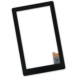 Kindle Fire (1st Gen) Digitizer Front Panel