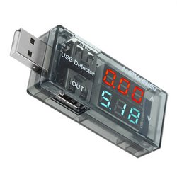 USB Mini Voltmeter