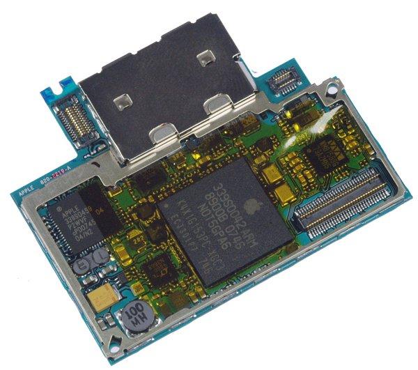 iPhone Gen 1 16 GB Logic Board