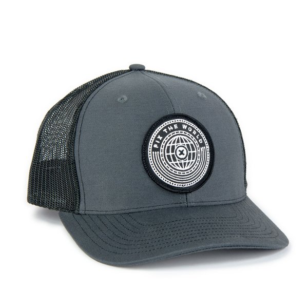 Fix the World Trucker Hat