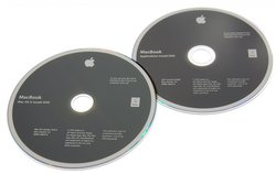 MacBook Unibody (A1342 Mid 2010) Restore DVDs