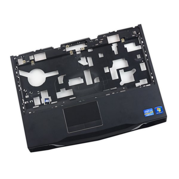 Alienware M14x-R2 (P18G) Keyboard Housing and Trackpad