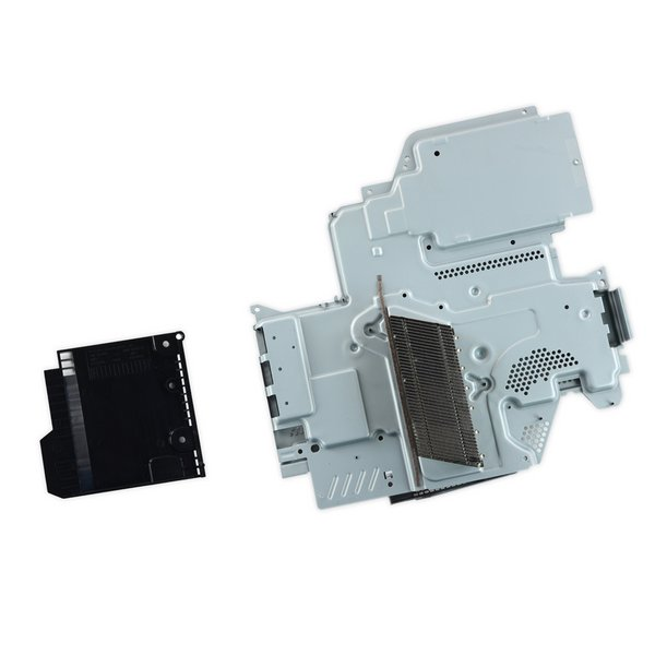 PlayStation 4 (CUH-12XXA) Heat Sink and Support Plate Assembly