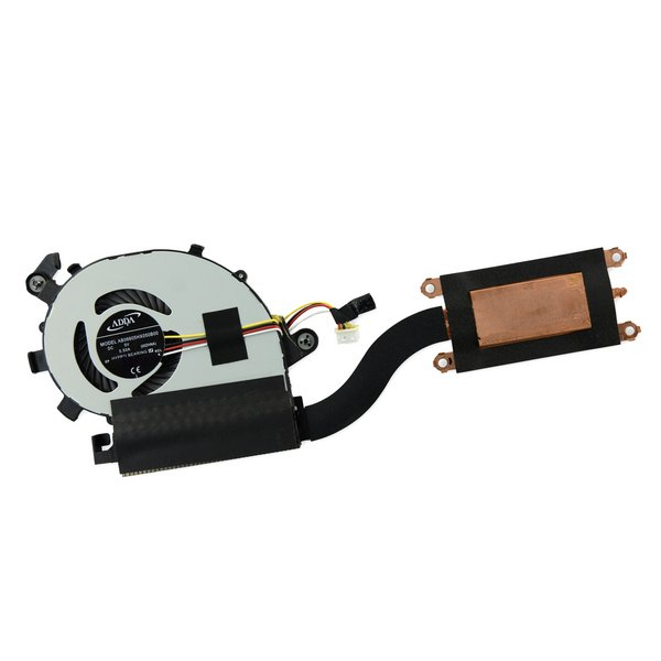 Acer Chromebook C740 Heat Sink and Cooling Fan