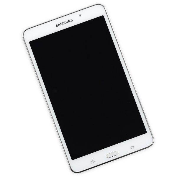 Galaxy Tab 4 7.0 Screen / White / A-Stock