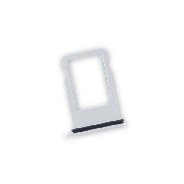 iPhone X SIM Card Tray / Silver / New