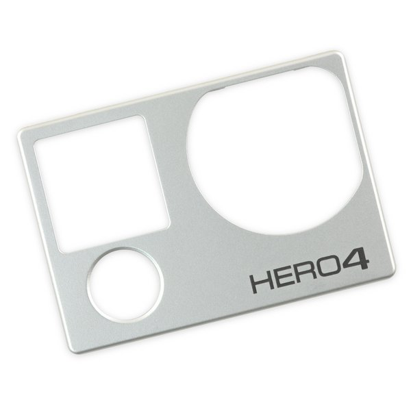 GoPro Hero4 Silver Front Panel