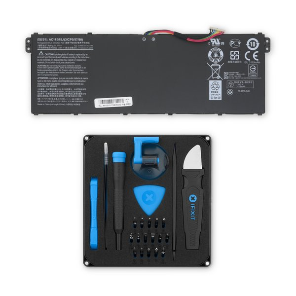 Acer AC14B18J Laptop Battery / Fix Kit