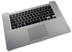 "MacBook Pro 15"" Unibody (Mid 2009) Anti-Glare Upper Case / English Keyboard"