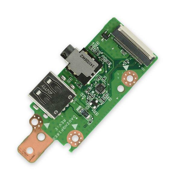 Acer Chromebook CB3-111-C670 Audio & USB I/O Board