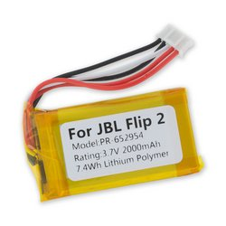 JBL Flip 2 Battery / 5 Wire Connector