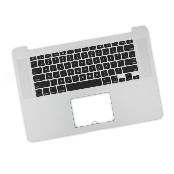 "MacBook Pro 15"" Retina (Late 2013-Mid 2014) Upper Case Assembly / A-Stock / No Trackpad or Battery"