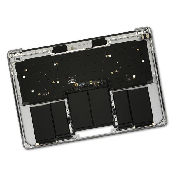"MacBook Pro 13"" Retina (Mid 2018-2019) Upper Case Assembly / A-Stock / Dark Gray"