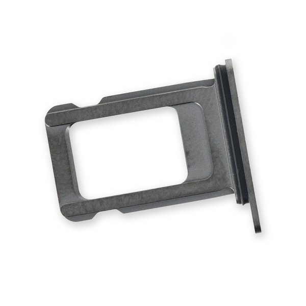 """iPhone 12 Pro Max Single SIM Card Tray / Dark Gray """"Graphite"""""""