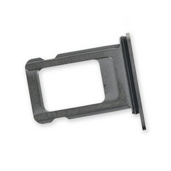 "iPhone 12 Pro Max SIM Card Tray / Dark Gray ""Graphite"""